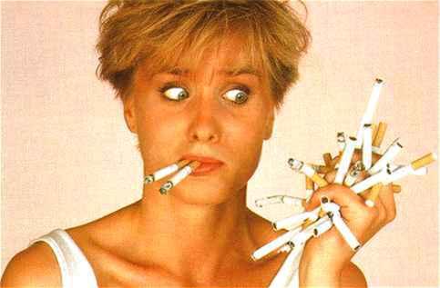 Les problèmes avec lintestin quand a cessé de fumer